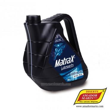 MatraX Anticongelante (Antifreeze) G12 - 50 5l