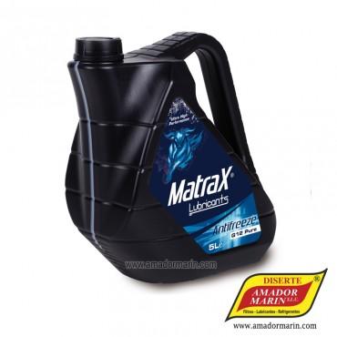 MatraX Anticongelante (Antifreeze) G12 Pure 5l