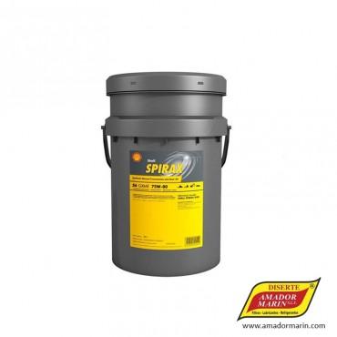 Shell Spirax S6 GXME 75W80 20l