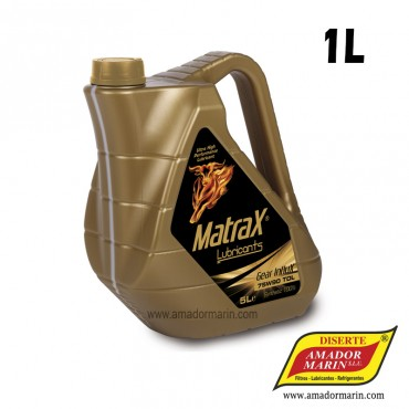 MatraX Gear InfluX 75W90...