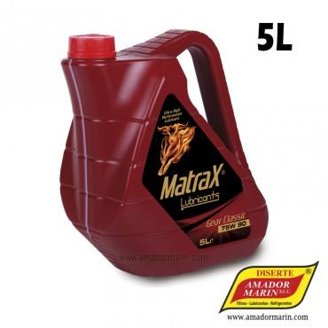 MatraX Gear Classic 75W90 5l