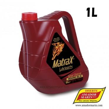 MatraX Gear Classic 80W90 GL-5 1l