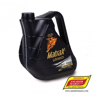 MatraX Heavy Sintesis 15W40 5l