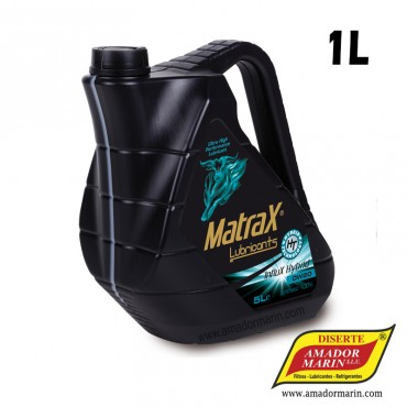 MatraX InfluX Hybrid 0W20 1l