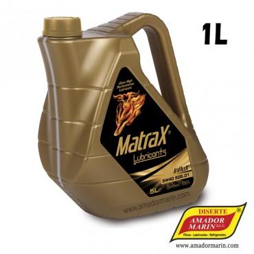 MatraX InfluX 5W40 505.01 1l
