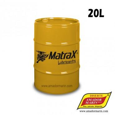 MatraX InfluX 5W40 505.01 20l