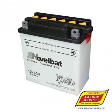 Batería Novelbat 12N5-3B
