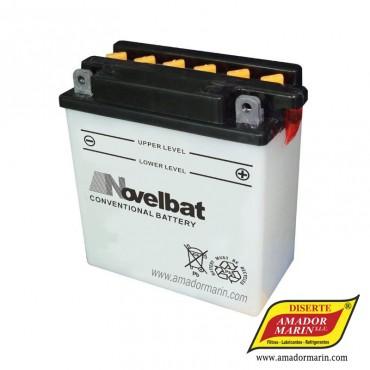 Batería Novelbat 12N7-4A