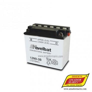 Batería Novelbat 12N9-3B
