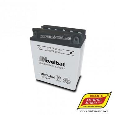 Batería Novelbat 12N12A-4A-1
