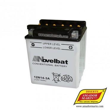 Batería Novelbat 12N14-3A