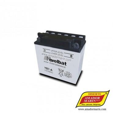 Batería Novelbat YB7-LB