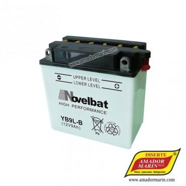 Batería Novelbat YB9L-B