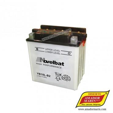 Batería Novelbat YB10L-B2