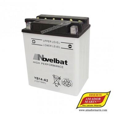 Batería Novelbat YB14-A2
