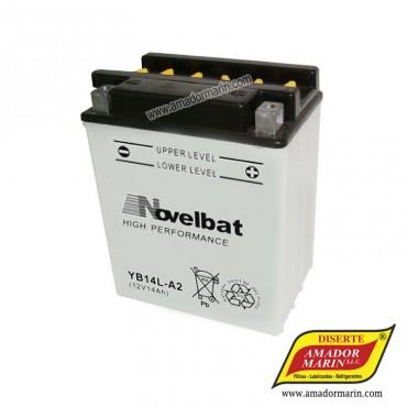 Batería Novelbat YB14L-A2