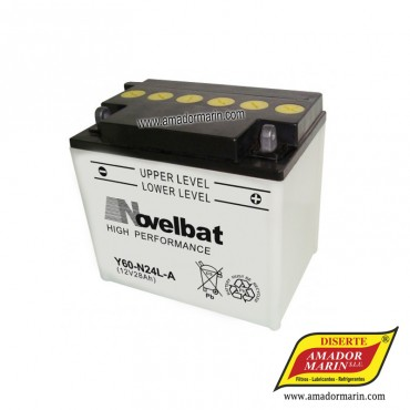 Batería Novelbat Y60N24-LA