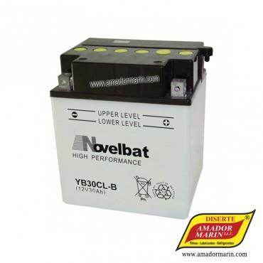 Batería Novelbat YB30C-LB
