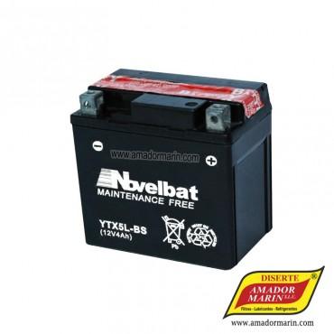 Batería Novelbat YTX5L-BS
