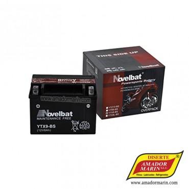 Batería Novelbat YTX9-BS