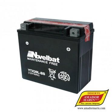 Batería Novelbat YTX20L-BS
