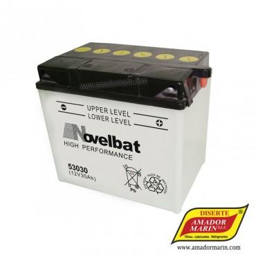 Batería Novelbat 53030 BMW