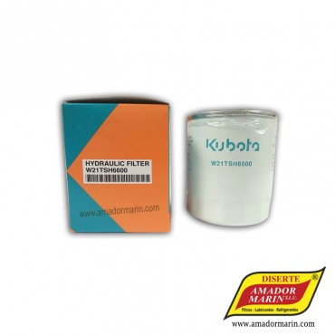 Filtro Aceite Hidráulico Retorno - Kubota W21TSH6600