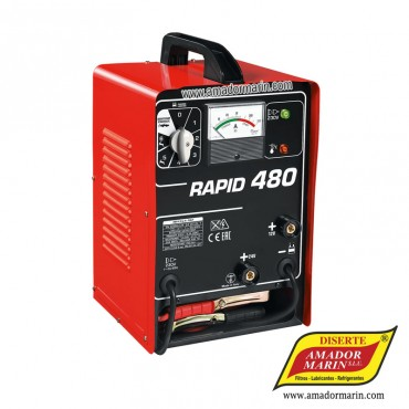 Helvi 99005053 Starter Rapid 480 12/24V 230V