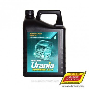 Petronas Urania Supremo...