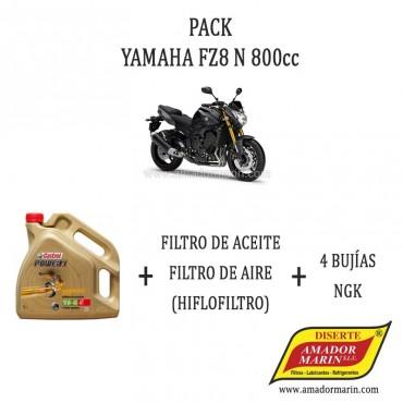 PACK Yamaha FZ8 N 800cc...