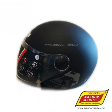 Casco Jet KRP ALLEY - TALLA M