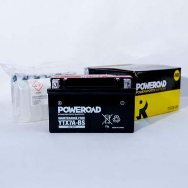 Batería Poweroad YTX7A-BS