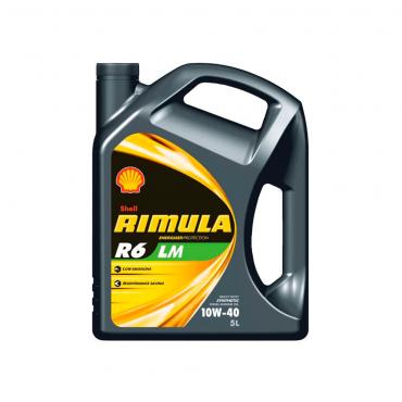 Shell Rimula R6 LM 10W40 5L