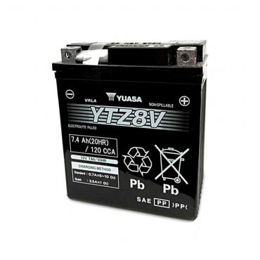 Batería Yuasa YTZ8V