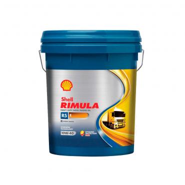 Shell Rimula R5 E 10W40 20L