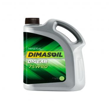 Dimasoil Digear 75W80 GL5 5L