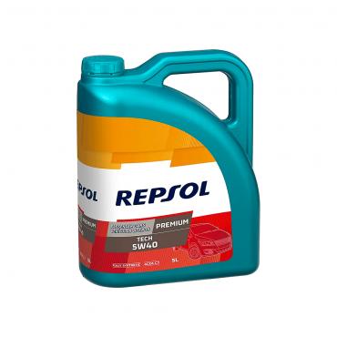 Repsol Premium Tech 5W40 5L