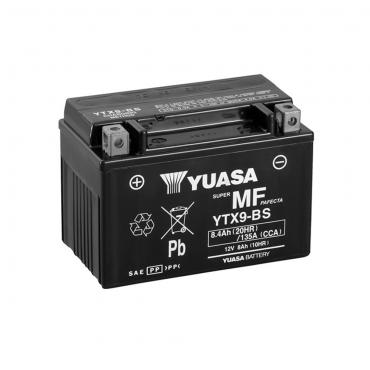 Batería Moto Yuasa YTX9-BS...