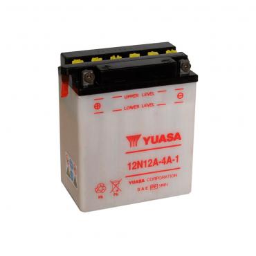 Batería Moto Yuasa 12N12A-4A-1