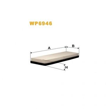 WP6946 Filtro Habitaculo