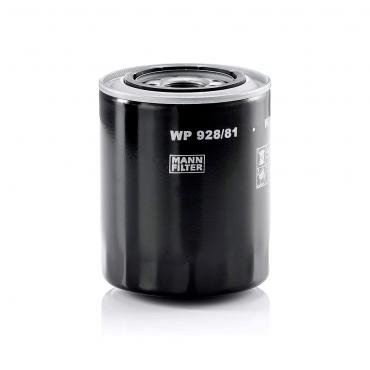 Filtro de aceite WP 928/81 Mann-Filter