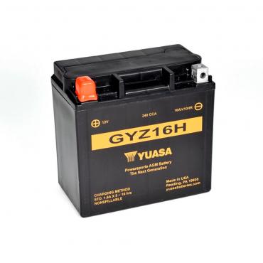 Batería Moto Yuasa GYZ16H