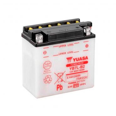 Batería Yuasa YB7L-B2 12V