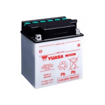 Batería Moto Yuasa YB30CL-B