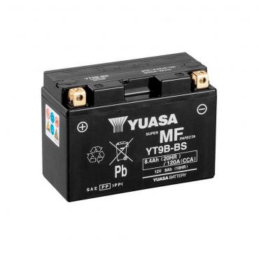 Batería Moto Yuasa YT9B-BS 12V