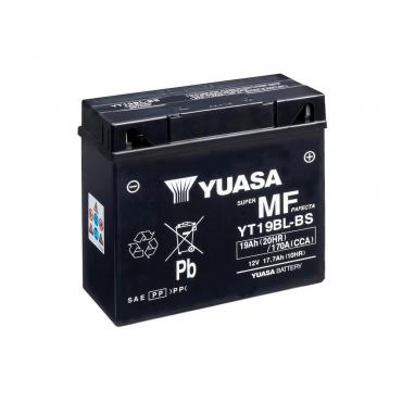 Batería Moto Yuasa YT19BL-BS