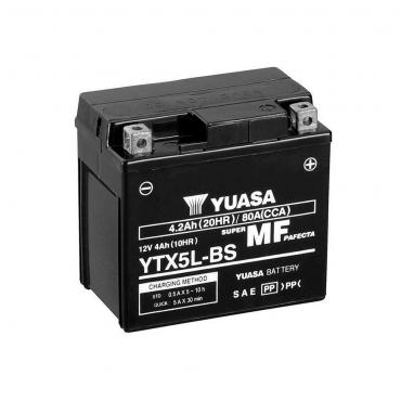Batería Moto Yuasa YTX5L-BS