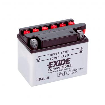 Batería Moto Exide EB4L-B