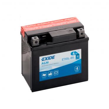 Batería Exide ETX5L-BS /...