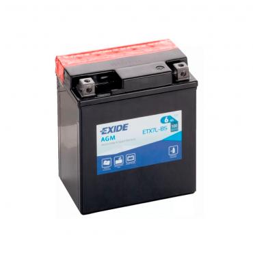 Batería Exide ETX7L-BS 12V 6AH